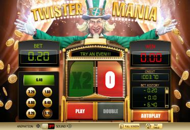 Автомат Twister Mania (Твистер Мания)
