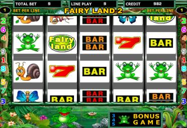 Fairy Land 2 (Лягушки)