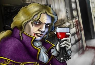 Игровой автомат Blood Suckers