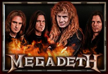 Игровой автомат Megadeth