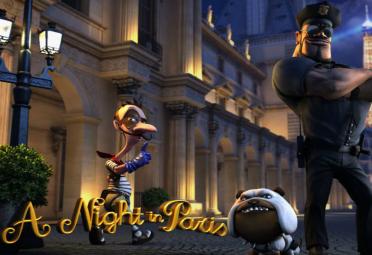 Игровой автомат A Night In Paris (Ночь в Париже)