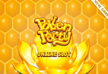 Игровой автомат Pollen Party
