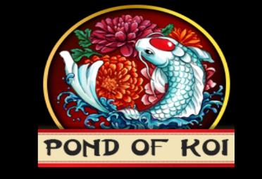 Pond Of Koi